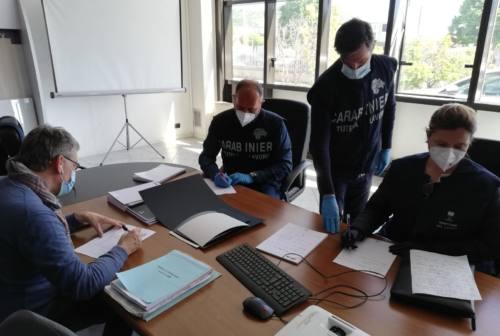 Pesaro, irregolarità in un cantiere edile: denunciato il responsabile del subappalto