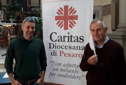 Caritas Pesaro: «Fondo emergenza lavoro esaurito, vediamo nuovi poveri chiedere aiuto»