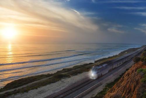 «Arretrare la ferrovia Adriatrica e creare la pista ciclabile sul mare più lunga d'Europa»