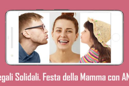 Festa della Mamma a favore delle fasce più deboli con il regalo solidale dei volontari di ANT