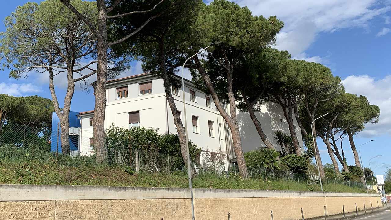 La residenza protetta della fondazione Città di Senigallia
