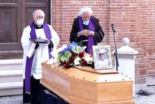 Celebrato a Mondolfo l'ultimo saluto a Giuliano De Minicis