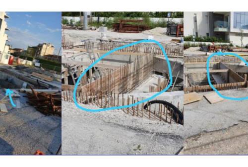 Fano, quale verità sui lavori della vasca in Piazzale Amendola?