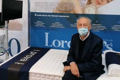 Da Serra de' Conti le mascherine per tutta Europa