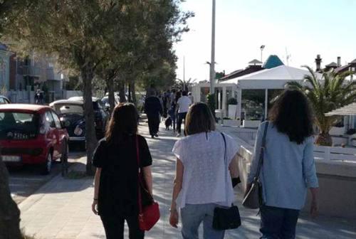 Senigallia: lungomare, centro e locali presi d'assalto