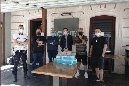 """""""Movida"""" del weekeend, nei locali di Porto Sant'Elpidio mascherine gratis a chi non le ha"""