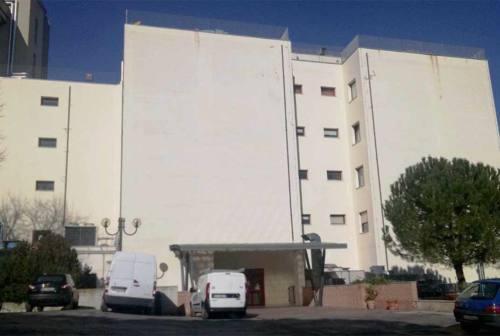 Magazzini disinfestati all'ospedale di Senigallia