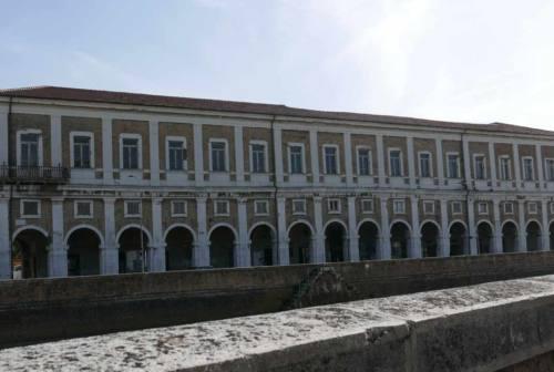 Palazzo Gherardi: museo, università, ostello per Senigallia