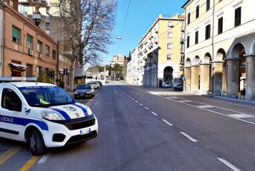 Ancona, pista ciclabile da via Marconi a piazza Kennedy pronta entro giugno