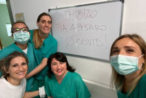Ospedali Marche Nord, la buona notizia: chiude la rianimazione covid