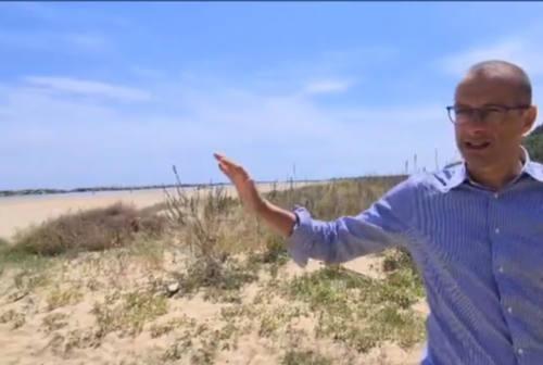 Il sindaco Ricci: «Chi gestirà la spiaggia libera a Pesaro garantisce controllo su assembramenti e servizi»