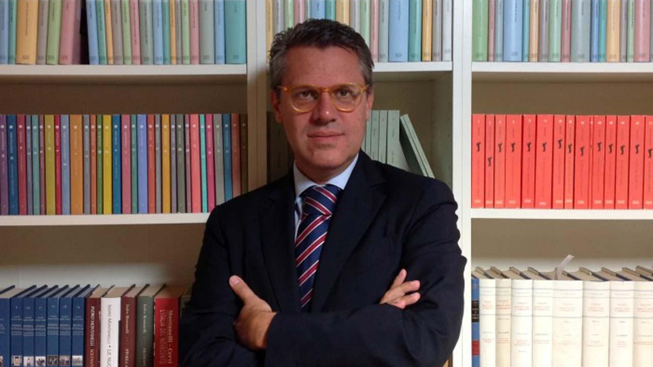 Stefano Pollastrelli, Università di Macerata