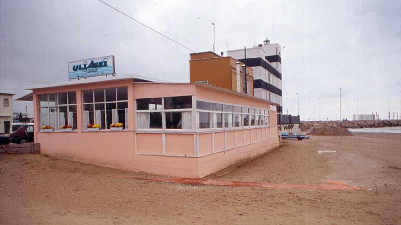 Uliassi, il ristorante di Senigallia nel 1990