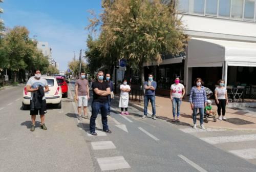 I commercianti di viale Trieste: «No alla pedonalizzazione, è l'anno peggiore per provare»