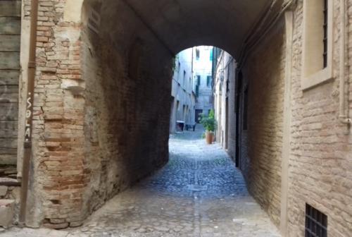 Jesi, il vecchio quartiere ebraico attende il risanamento: all'esterno la progettazione per vicolo Fiorenzuola