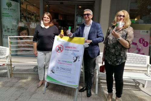 Pesaro, al via la lotta contro la zanzara tigre: larvicida in 18 mila tombini