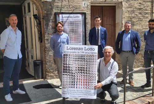 Jesi, Lorenzo Lotto scomposto (e ricomposto) per la Terapia Intensiva