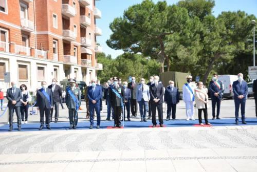 Festa della Repubblica, ad Ancona si ricordano le vittime del Coronavirus