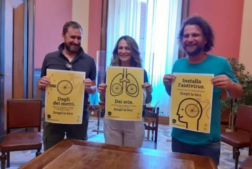 «L'antivirus? La bici»: la Fondazione Scarponi al fianco del Comune di Jesi per la sicurezza