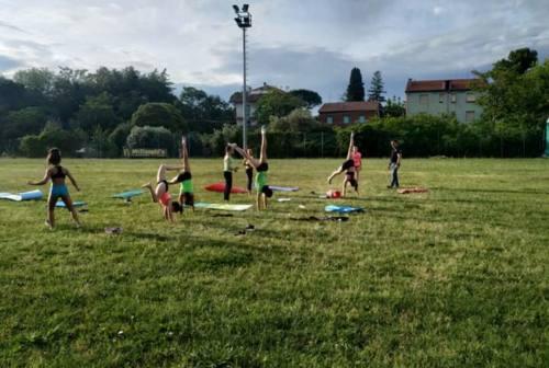 Cus Ancona, al via i centri estivi. Riparte anche la ginnastica ritmica