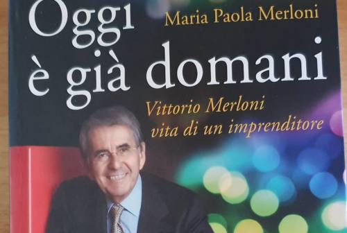 Fabriano: a Maria Paola Merloni il Premio Biella Letteratura e Industria