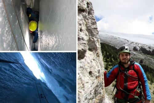 Recuperato il corpo senza vita del giovane alpinista di Camerino Daniele Catorci