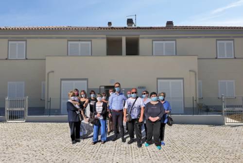 Sirolo: consegnate in tempi record 8 nuove abitazioni per finalità socio assistenziali
