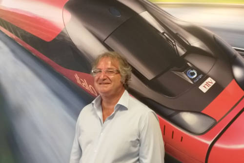 Mobilità, Italo arriva a Pesaro e Ancona