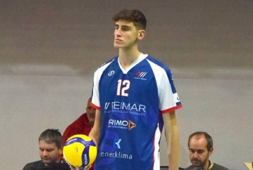 Volley, il talento scuola Nef Leandro Mosca vola all'Allianz Milano