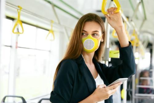 Bella, riutilizzabile e sicura, Guzzini lancia la Eco Mask: «Un dovere per il pianeta e per i clienti»