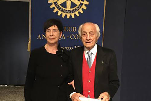 Paolo Pauri è il nuovo presidente del Rotary Ancona Conero