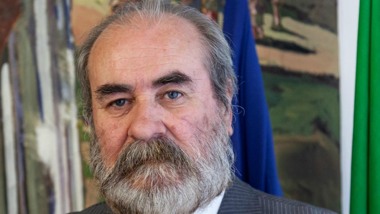 Presidente Provincia PU Giuseppe Paolini