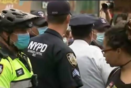 George Floyd, la protesta infiamma l'America: il racconto della fanese Alessia Gatti da New York
