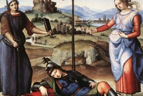 """""""E luce sia allora…"""" un libro svela i paesaggi di Urbino che fanno da sfondo ai capolavori di Raffaello"""