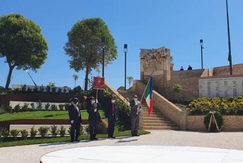 """Loreto, scoperto il """"nuovo"""" parco della Rimembranza"""