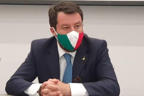Salvini a Jesi, sinistra e anarchici: «Non ci saremo». Il Tnt presente