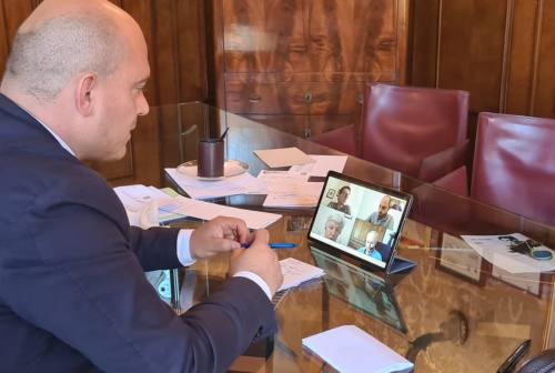 Scuola, sindaco, assessore e dirigenti scolastici di Osimo studiano il ritorno sui banchi