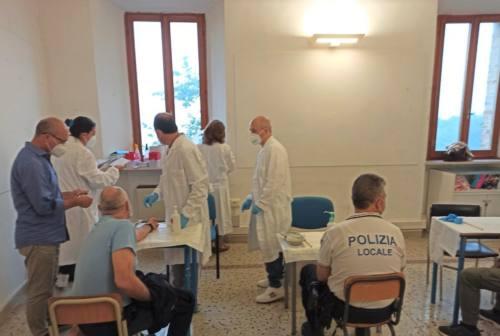 Castelfidardo, al via i test sierologici a Polizia locale e Protezione civile