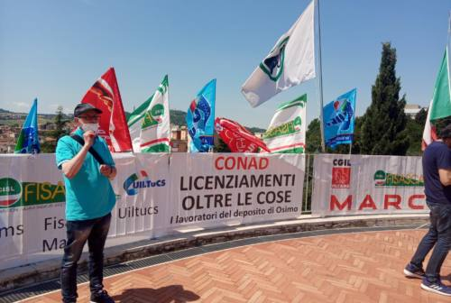 Sciopero dei lavoratori Xpo: «Il deposito può ancora avere un ruolo strategico»