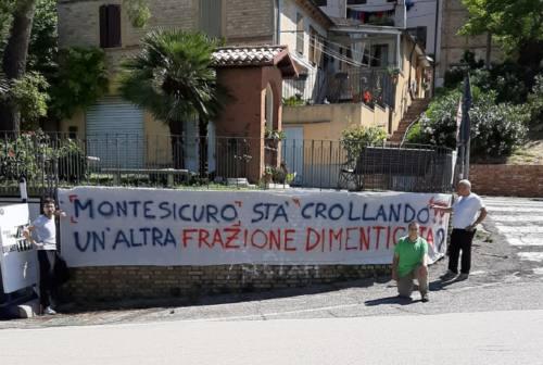 Frazioni dimenticate: Montesicuro si unisce alla protesta di Sappanico