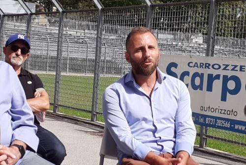 Calcio, Strappini dopo il derby: «Amarezza e fiducia per una bella Jesina»