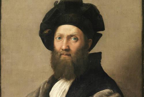 Urbino celebra Baldassar Castiglione: in mostra opere di Raffaello, Leonardo e Tiziano
