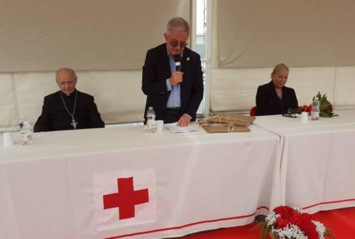 Dopo la crisi, la Croce Rossa di Jesi ringrazia. «Ma ora l'emergenza psicologica»