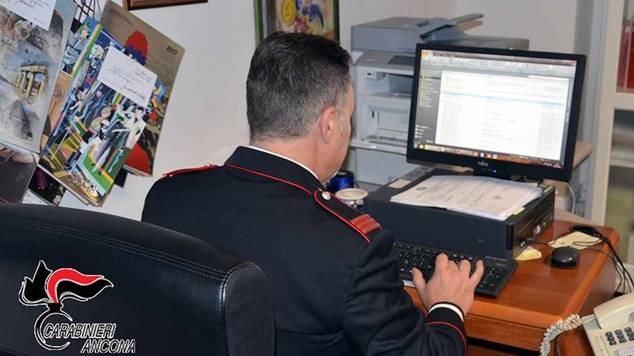 I controlli dei Carabinieri di Senigallia