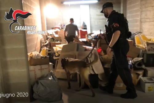 """Val Metauro, cocaina a fiumi: 7 arresti e 15 denunce nell'operazione """"Bunker"""". Decine di clienti segnalati"""