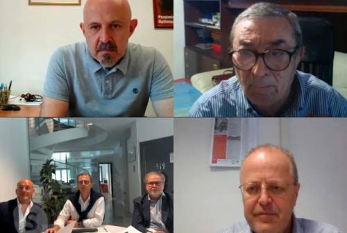 Confapi e Cgil, Cisl, Uil Marche firmano il protocollo per il contrasto del contagio sui luoghi di lavoro