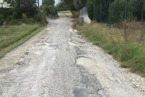Le strade comunali di Corinaldo in via di riclassificazione