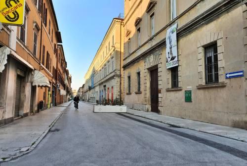 Jesi, sondaggi e interruzioni idriche per il cantiere di Corso Matteotti