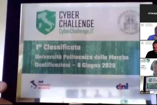 Università Politecnica delle Marche, premiati i giovani hacker etici