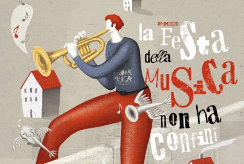 Festa europea della musica, Castelfidardo partecipa all'edizione 2020, dall'alba al tramonto